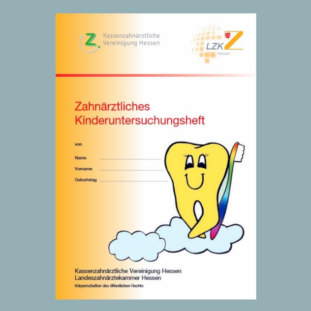Zahnarzt Oberursel Dr Mareike Buzello Familienzahnmedizin Kinderuntersuchungsheft